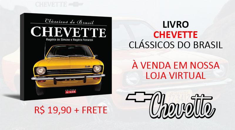 Livro Clássicos do Brasil, série Chevette