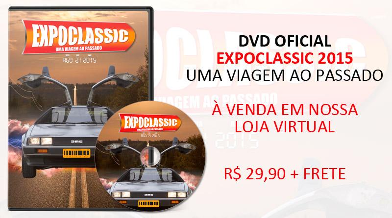 DVD Expoclassic 2015