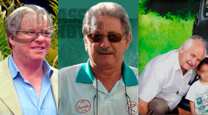 Edição 65: Fabio Steinbruch, José Luiz Faillage e Harry Witzke