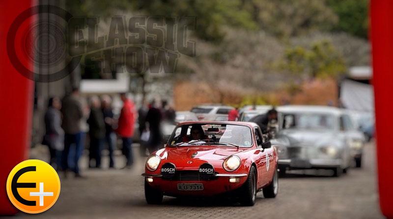 Edição 87: Final - XVI Rally Internacional