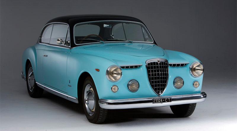 Conheça a história do Lancia Aurelia B53 e sua encarroçadora