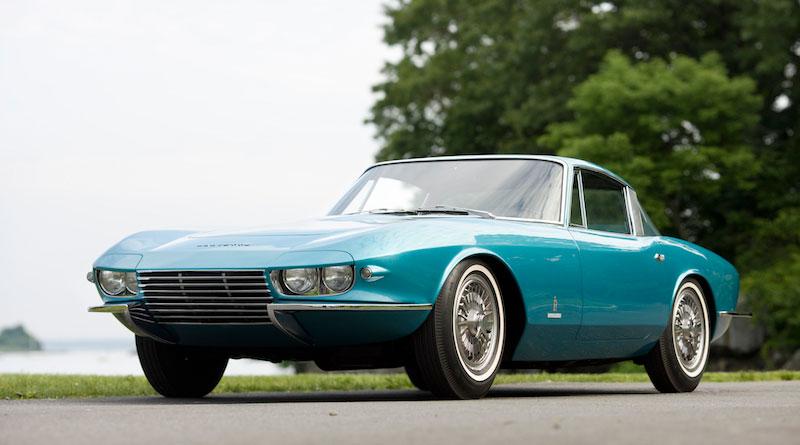 História: o controverso, mas elegante Corvette Rondine