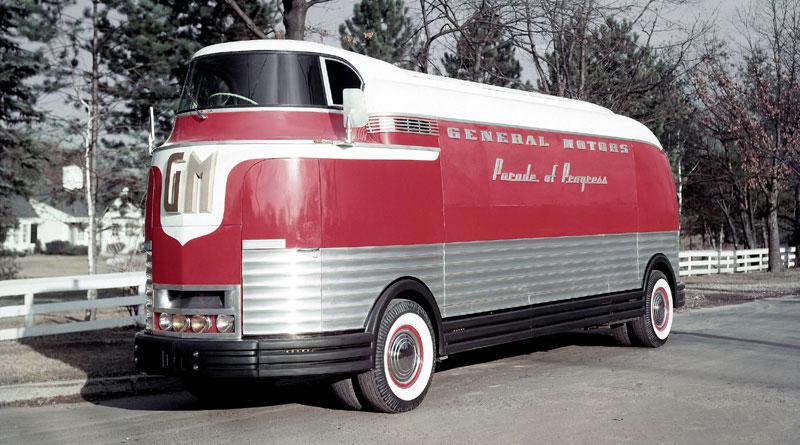 "Futurliner, o veículo ""itinerante"" da General Motors"