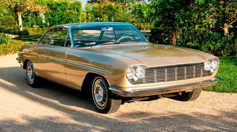 História: Pininfarina Jacqueline 1961