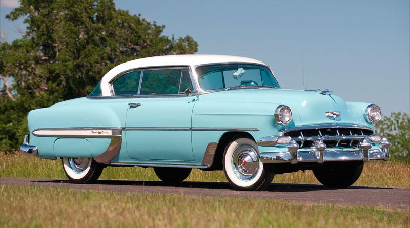 Carros antigos norte-americanos para restaurar – Parte 01