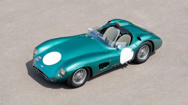 O mais importante Aston Martin vai a leilão em agosto