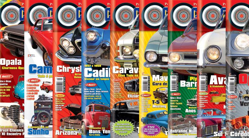 Revista Classic Show edição 93