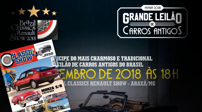 Edição 96: 4º Encontro de Carros Antigos de Nova Petrópolis/RS