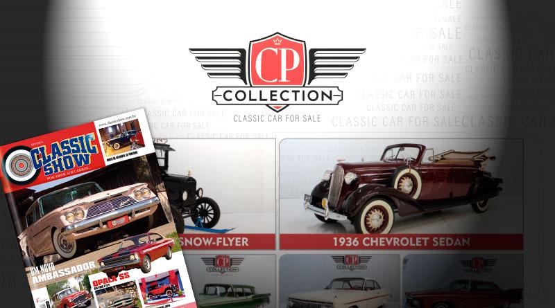 A CP Collection está presente na Classic Show!