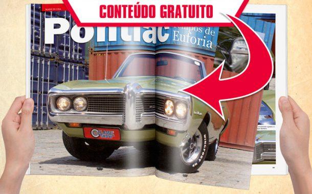 Pontiac. Tempos de euforia