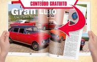 Opala Grand Luxo. Um carro nobre