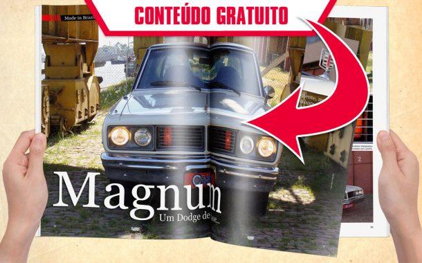 Magnum. Um Dodge de classe
