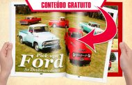 Pick-ups Ford. As desbravadoras