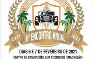 6º Encontro Anual de Carros Antigos - Praia Grande/SP
