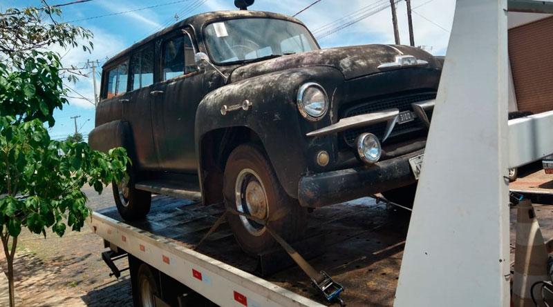 Chevrolet Brasil Amazonas 1962