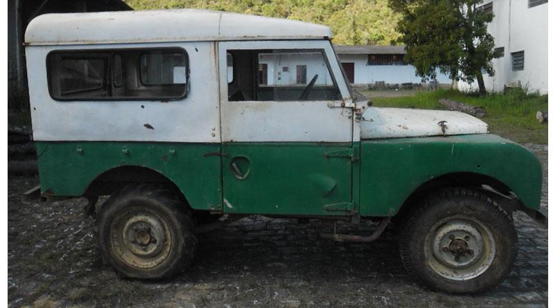 Land Rover 1953