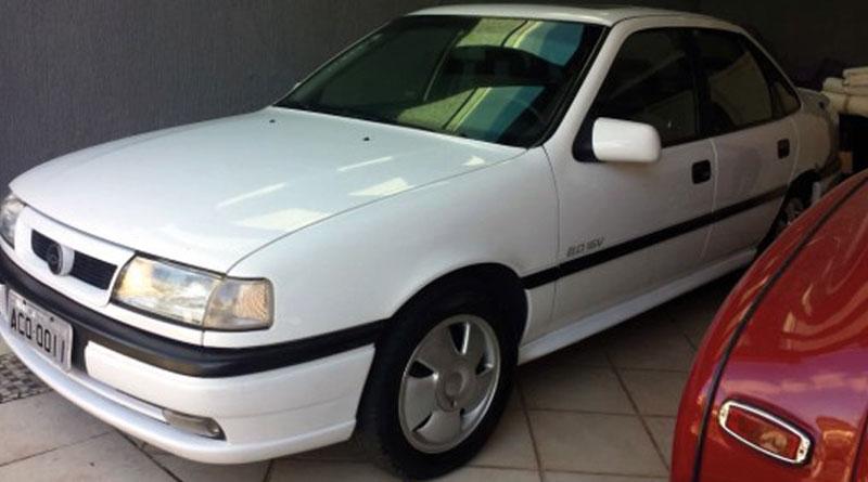 Chevrolet Vectra GSI
