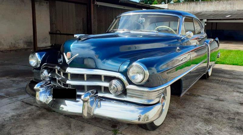Cadillac Coupe Deville 1951