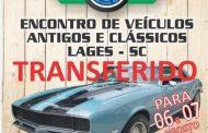 8º Encontro de Veículos Antigos e Clássicos - Lages/SC