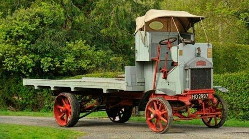 Caminhão Clayton Lourraine Dietrich 1911 (foto ilustrativa)