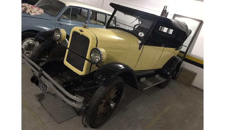 Chevrolet Superior 1925