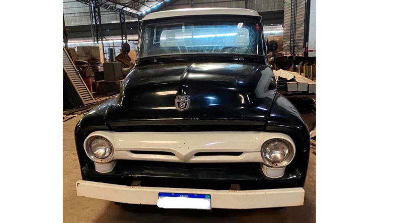Ford F-350 1962