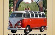 6º Encontro de Carros Antigos - Santo Angelo/RS