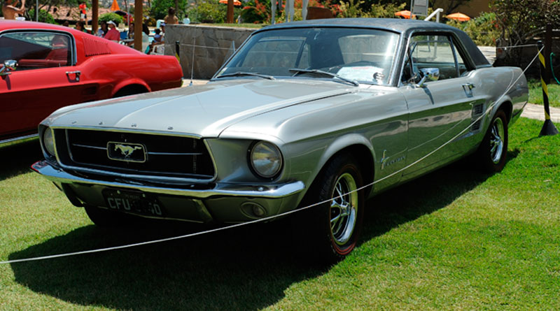 Ford Mustang HT 1967